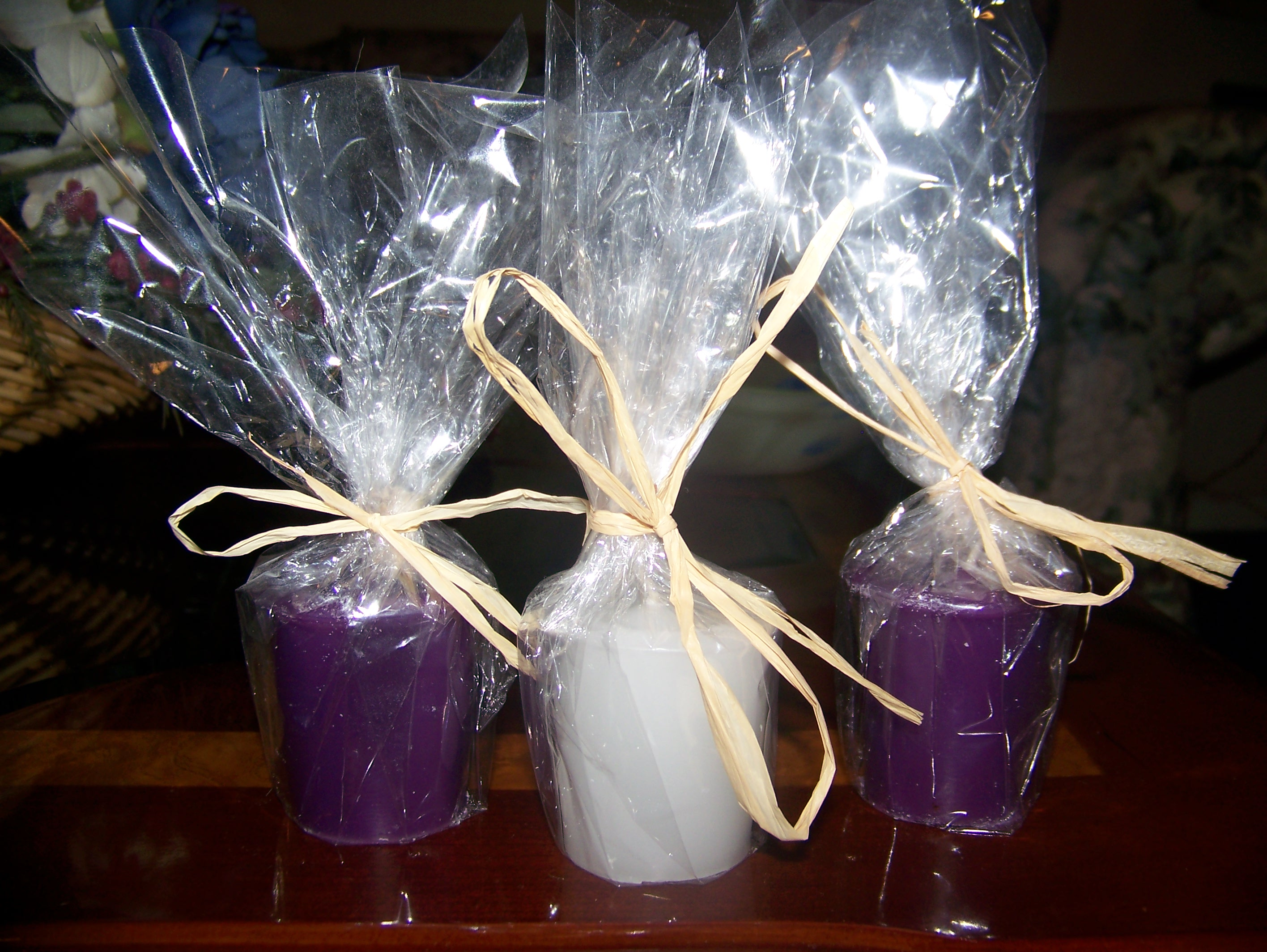 Votive Candles 6 pack