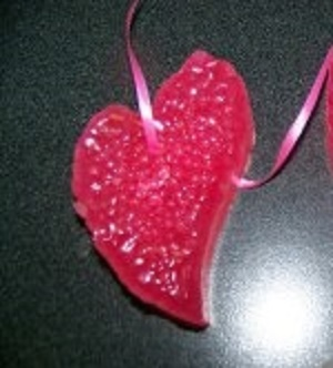 Heart Car Air Fresheners