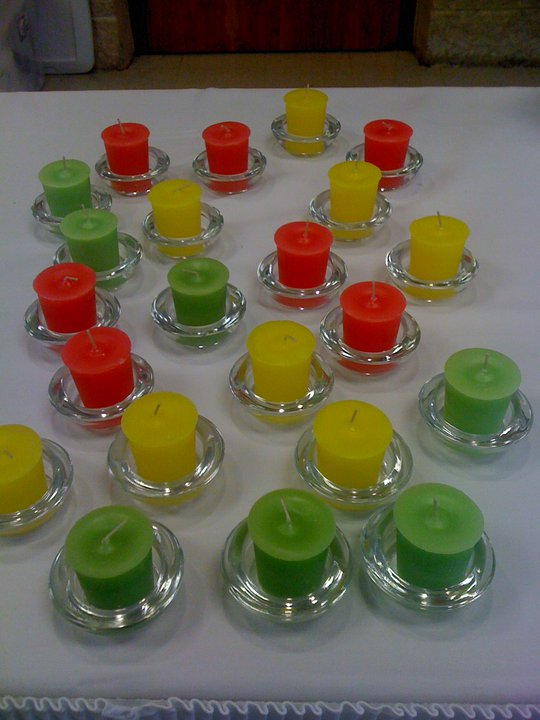 Votive Candles 12 pack
