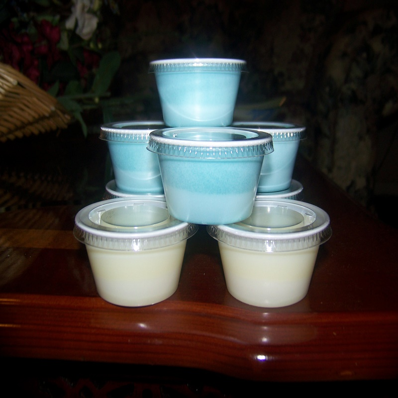 Wax Melt Cups