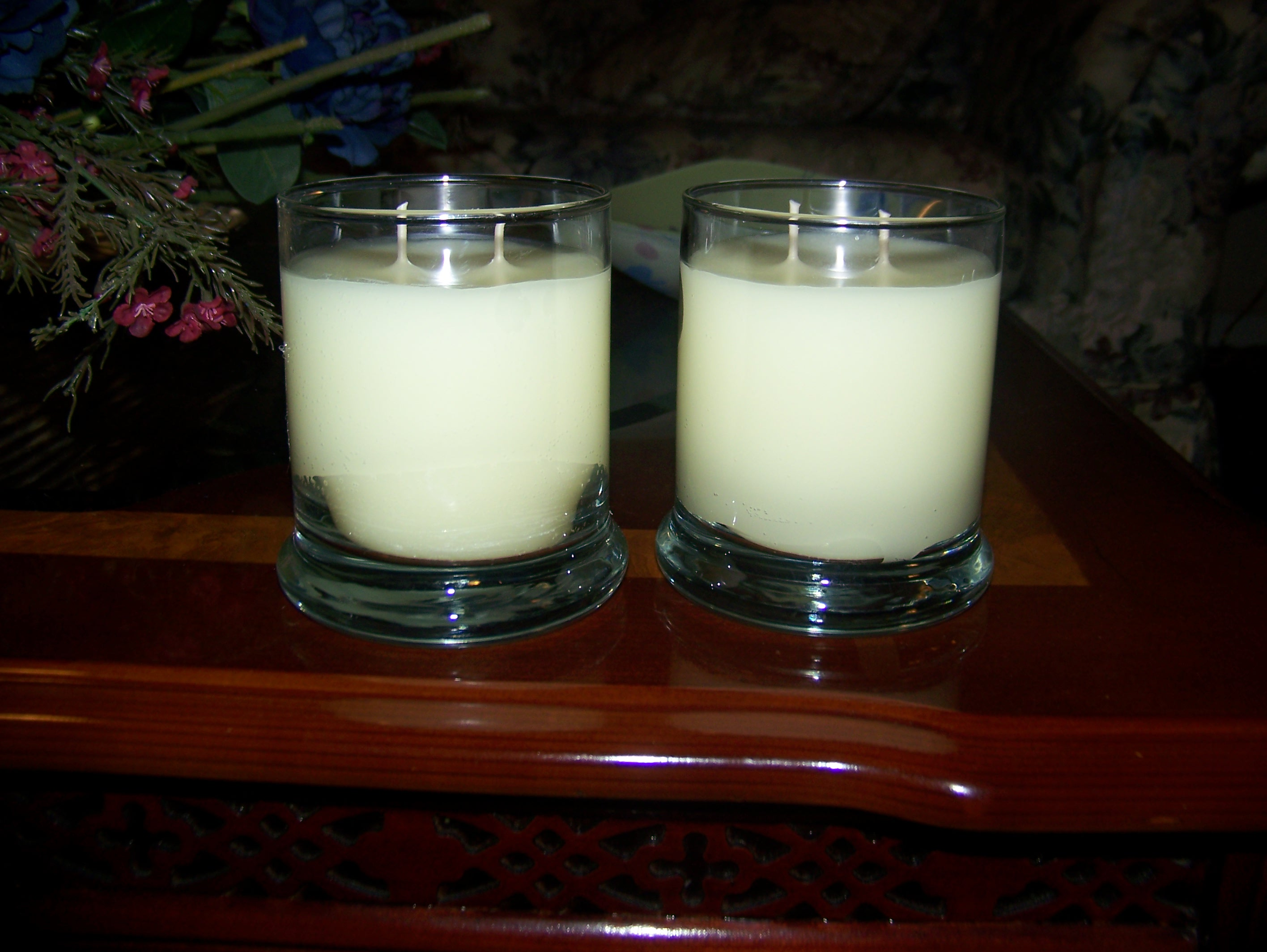 Medium Round Container Candles