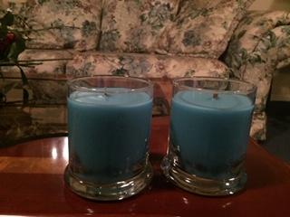Medium Round Container Candles